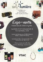 Expo-vente commerce équitable